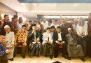 Pulang Haji, Ma'ruf Amin Disambut Santri di Bandara Soetta