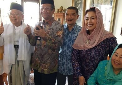 Sempat Khawatir, Akhirnya Keluarga Gus Dur Dukung Jokowi-Ma'ruf