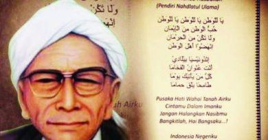 KH Wahab Chasbullah: Motor Nasionalisme dari Pesantren