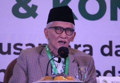 Rais 'Aam PBNU Resmi Tutup Munas-Konbes NU 2021